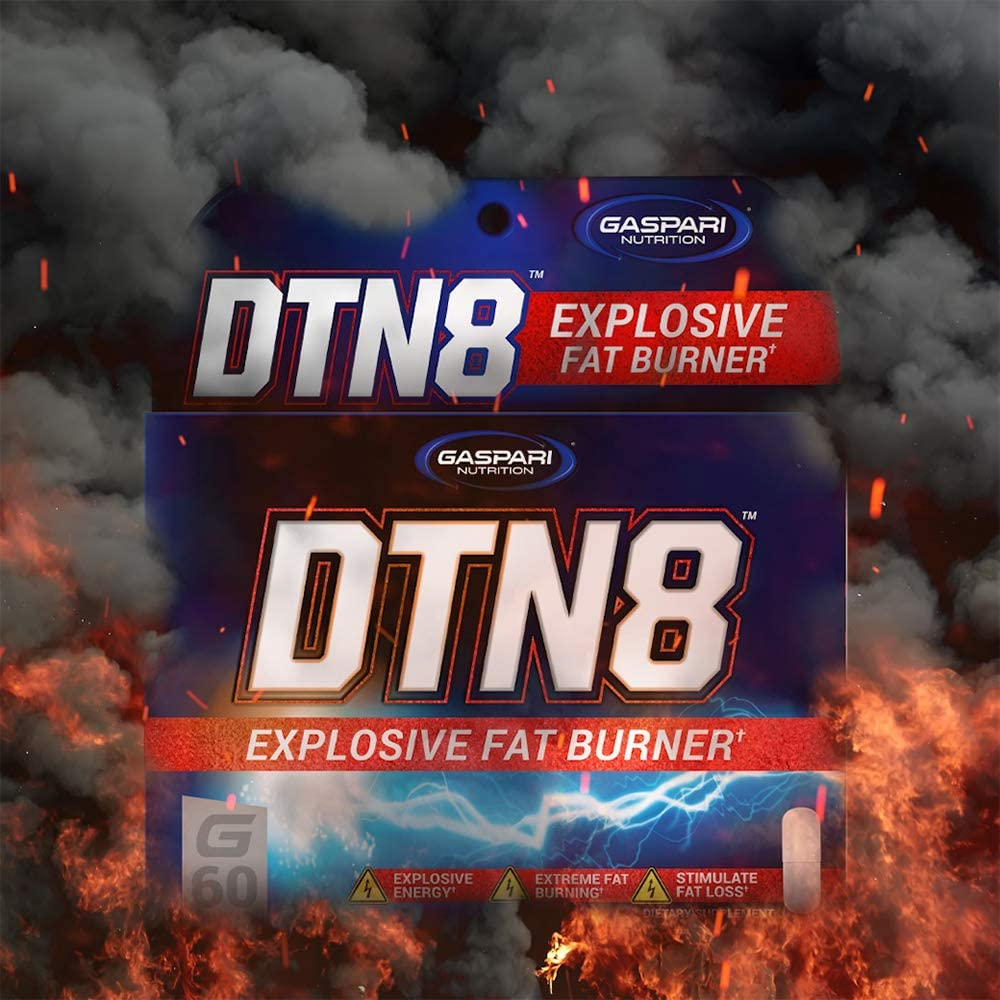 DTN8, fat burner, gaspari nutrition